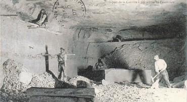 Les grottes et carrières de Caumont