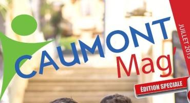 Caumont-Mag Juillet 2015