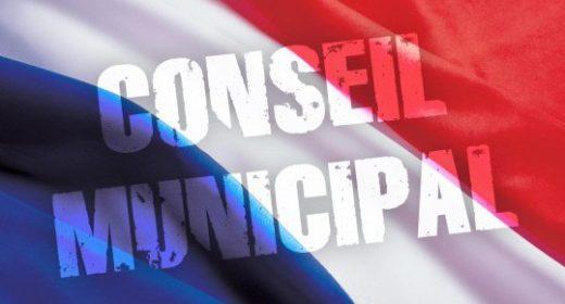 Compte-rendu du conseil municipal du 26 juin 2017