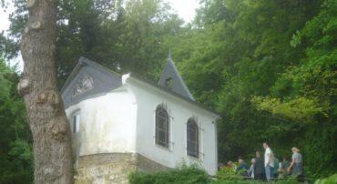 Belle affluence au pèlerinage de la chapelle de la Ronce le mercredi 30 Mai