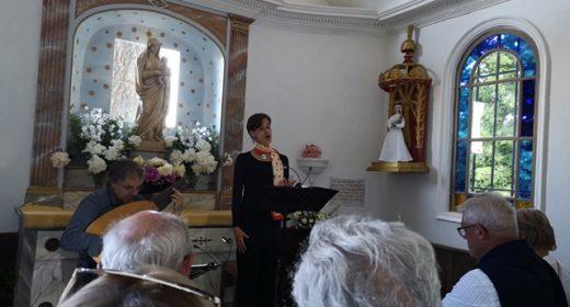 Retour sur un voyage musical entre Renaissance et début du Baroque le samedi 2 juin à la Chapelle de la Ronce