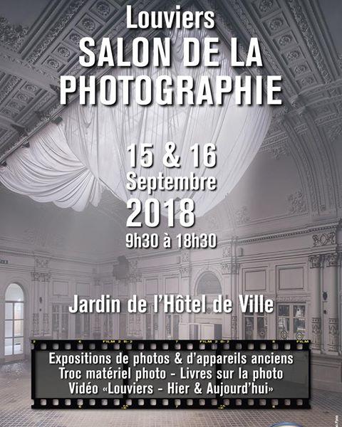 Salon de la photographie les 15 et 16 septembre à Louviers