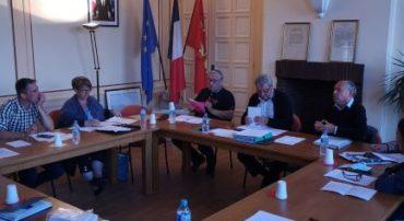 Le Conseil Municipal de La Bouille favorable à la fusion avec Caumont