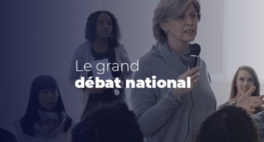 Lettre du Président de la République aux françaises et aux français en introduction du Grand Débat national