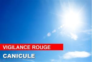 VIGILANCE ROUGE – CANICULE DANS L'EURE