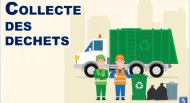 Calendrier de collecte des déchets 2021