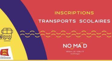 Inscription au transport scolaire 2021-2022